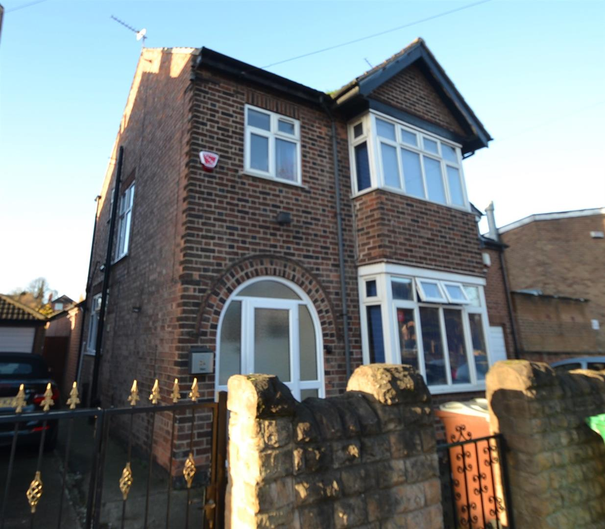 8 Bedrooms House for sale in Arnesby Road, Nottingham